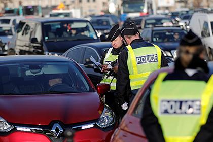 В крупном ДТП во Франции пострадали 65 человек
