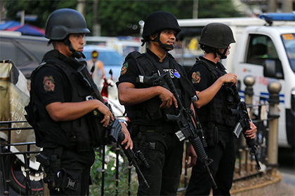 Полиция Филиппин переключилась с охоты на наркоторговцев на внутренние чистки