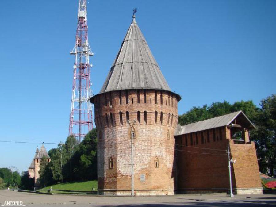В Смоленске в башне Громовой полностью обновят музейную экспозицию