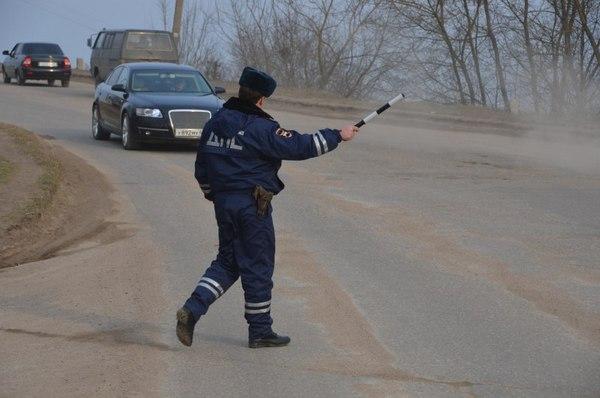 За минувшие выходные 20 водителей задержаны на смоленских дорогах в нетрезвом виде