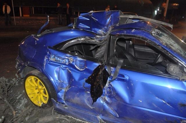 На смоленской трассе в ДТП пострадали два человека