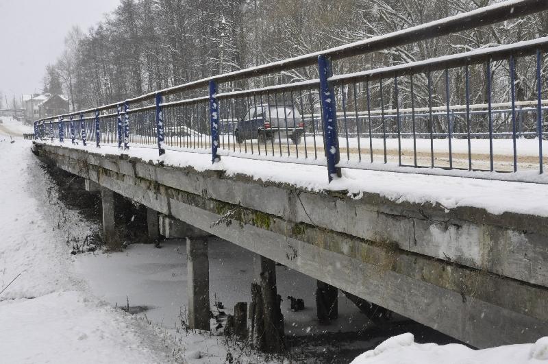В Смоленской области отремонтируют мост