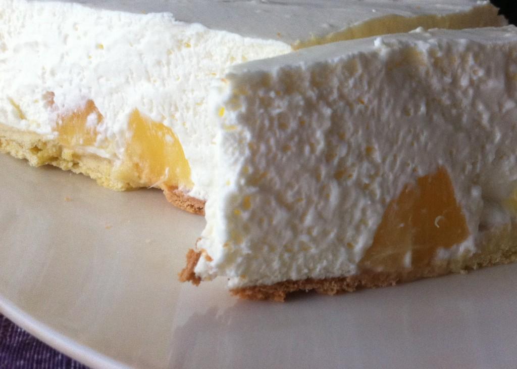 Творожный крем с желатином для торта