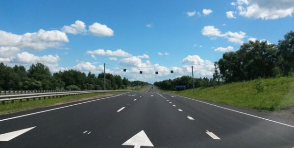 Дорогу в Катыни перекрыли на восемь месяцев