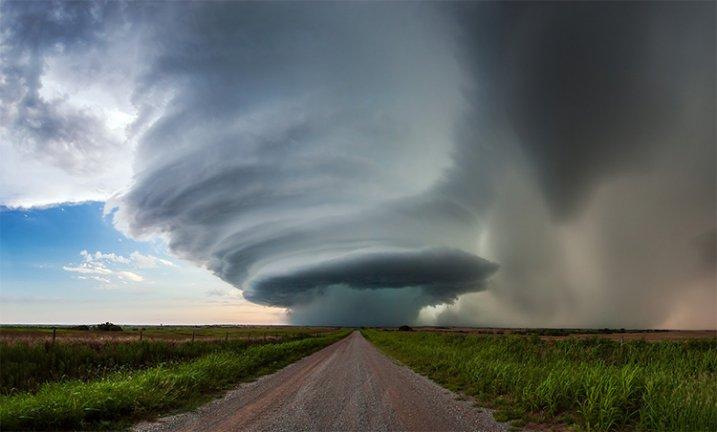 Смоленская область – в зоне риска по ЧС, связанных с ураганом