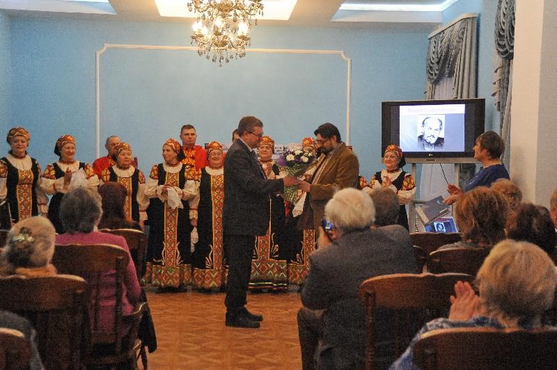 В Смоленске вручили премию имени Михаила Исаковского