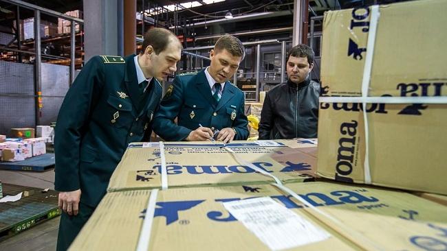 Смоленская таможня перечислила в бюджет 135,5 млрд. рублей