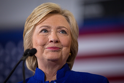 Хиллари Клинтон отказалась от борьбы за пост мэра Нью-Йорка