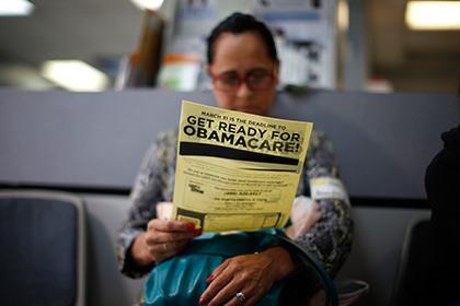 Американский сенат проголосовал за начало отмены Obamacare