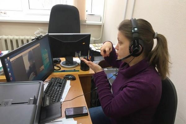 В Смоленске начал работу диспетчерский центр связи для инвалидов по слуху