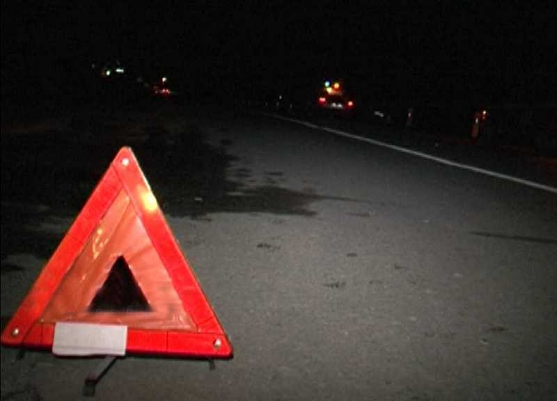 В Смоленской области на трассе М1 насмерть сбили женщину