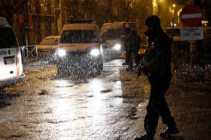 В Брюсселе задержали предполагаемых боевиков ИГ