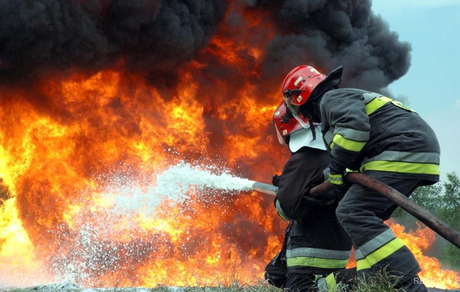 В Смоленской области из-за неосторожного курения чуть не сгорела девятиэтажка