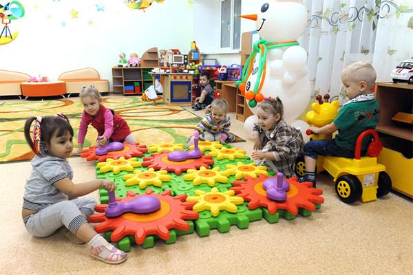 В райцентре Смоленской области ликвидирована очередь в детские сады