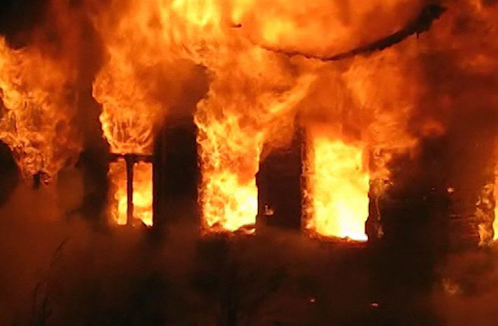 Двое смолян погибли при пожаре