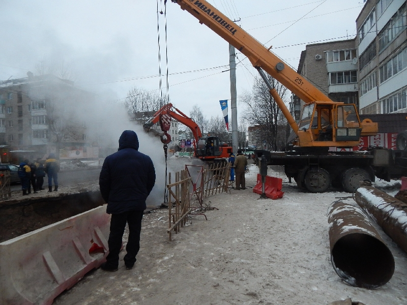 В Смоленске «Квадра» сделает перерасчет жителям Кловки