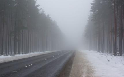 В пятницу в Смоленской области ожидаются мокрый снег и дождь