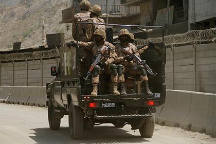 Пакистанские военные провели акцию возмездия после теракта в Сехван-Шарифе