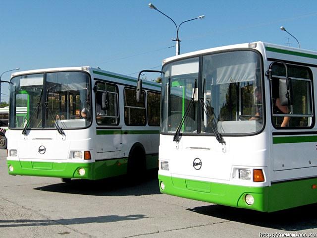 В Смоленске изменено расписание трех муниципальных автобусных маршрутов