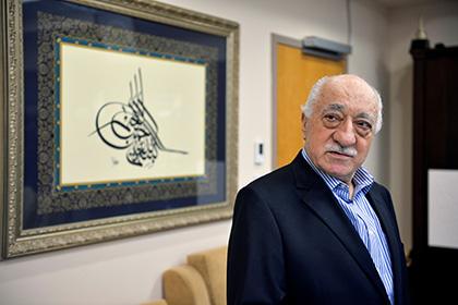 В Турции арестовали племянника Гюлена