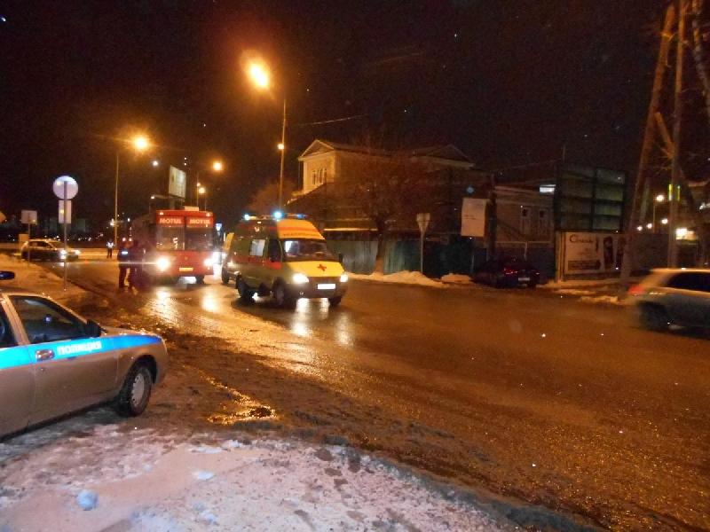 В Смоленской области водитель автобуса насмерть сбил мужчину