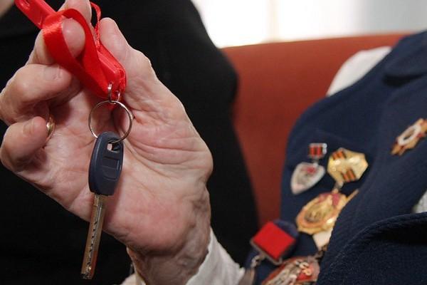 В 2016 году в Смоленской области 83 ветерана отпраздновали новоселье