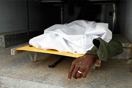 На побережье Ливии обнаружены тела 74 мигрантов