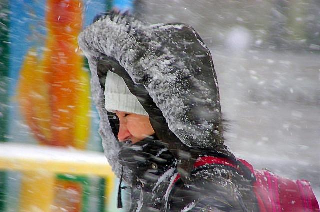 В Смоленской области из-за дождя, снега и ветра объявлен «желтый» уровень опасности