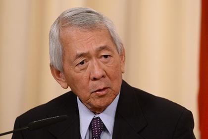 Глава МИД Филиппин усомнился в скором разрешении территориального спора с Китаем