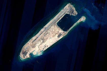 США заподозрили Китай в размещении ракет на спорных островах