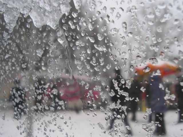 23 февраля в Смоленской области ожидаются мокрый снег с дождем