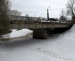 Власти Вязьмы отчитались о проведенном ремонте Смоленского моста