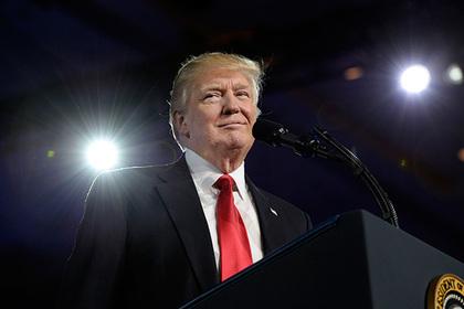 Трамп установил антирекорд популярности