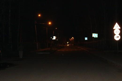 Тёмные аллеи. В мэрии обсудили проблему с уличным освещением