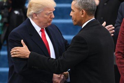 Трамп обвинил Обаму в утечках информации