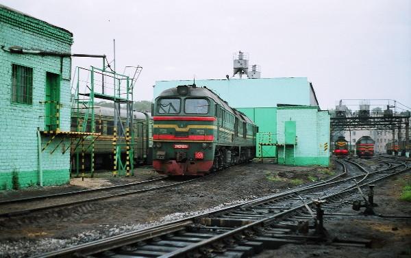 На крупных железнодорожных предприятиях Смоленской области будут реконструированы очистные сооружения