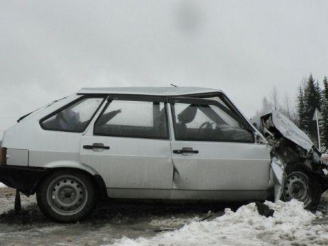 В Смоленской области подросток пострадал в ДТП