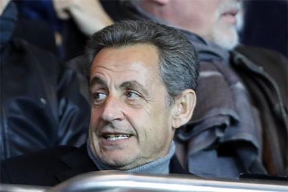 Саркози привлекут к суду по делу о финансировании избирательной кампании
