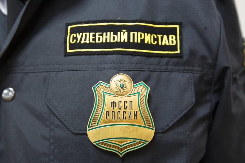 В Заднепровском районном суде Смоленска приставы скрутили бандита