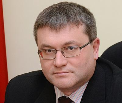 Константин Никонов назначен вице-губернатором Смоленской области