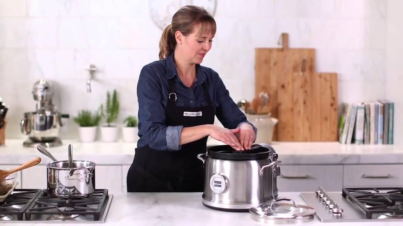 Современная индукционная мультиварка, как неотъемлемый элемент на любой из кухонь.