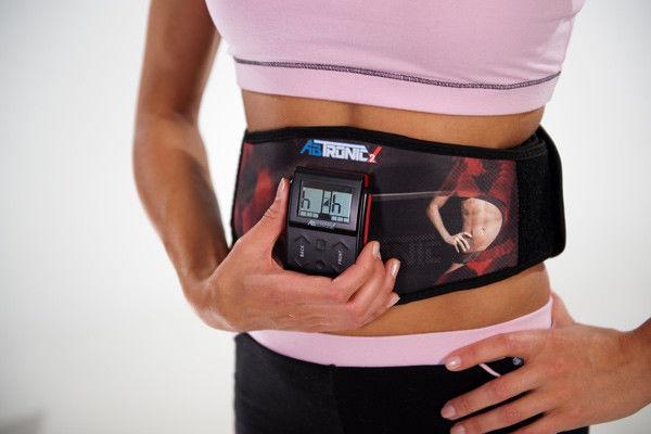 Современные технологии для коррекции фигуры — электрические пояса для похудения.