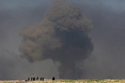 Курдские журналисты уличили ИГ в применении удушающего газа в Мосуле