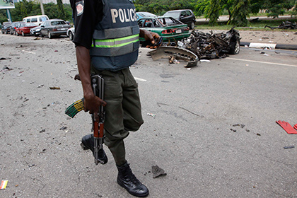 Четыре юные смертницы подорвали себя в Нигерии