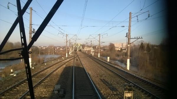 Железнодорожники Смоленского региона МЖД проводят противопаводковые мероприятия