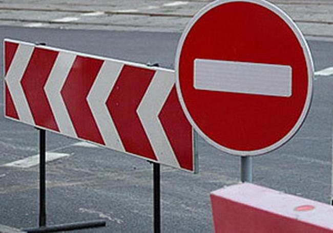 В Смоленске ограничат движение на Витебском шоссе