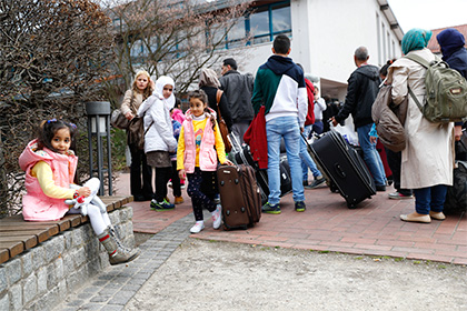 В Германии беженцев начнут проверять на диалекты