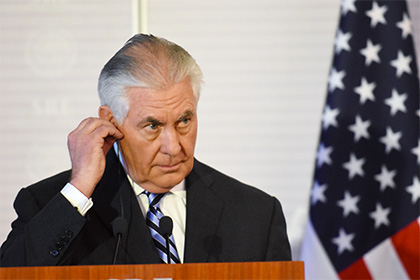 Госсекретарь США допустил применение силы в отношении КНДР