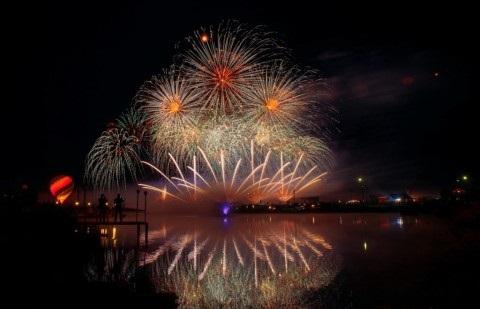 В Смоленске 22 июля состоится международный фестиваль фейерверков «Звездопад»