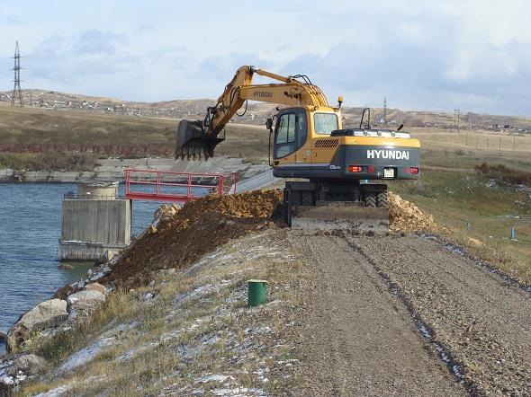 Районам Смоленской области помогут отремонтировать проблемные плотины
